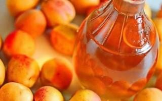 Как приготовить абрикосовое вино в домашних условиях