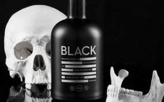 Обзор черной водки