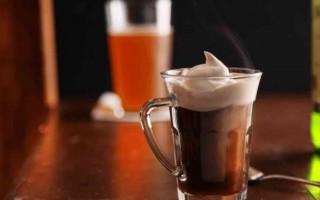Рецепты виски с кофе