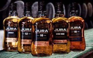 Обзор виски Jura (Юра)