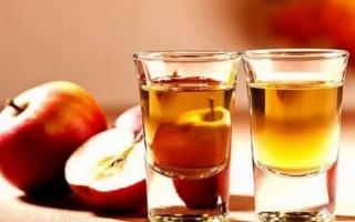 Как приготовить настойку на яблоках в домашних условиях