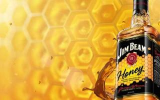 Виски Jim Beam Honey (Джим Бим Медовый) и его особенности