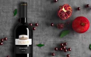Вино Мукузани и его особенности