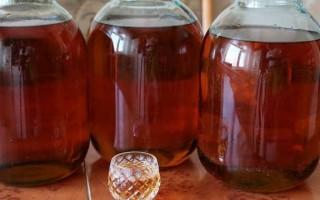 Как приготовить самогон на чае в домашних условиях