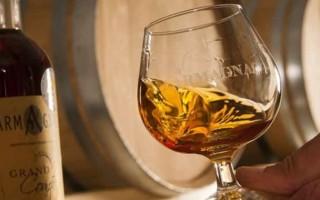 Обзор виноградного бренди