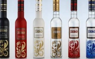 Обзор водки Зеро