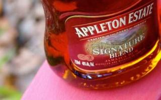 Ром Appleton Estate (Эпплтон Эстейт) и его особенности