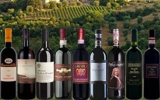 Вина Тосканы и их особенности