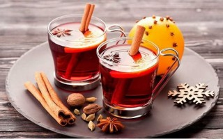 Как приготовить безалкогольный глинтвейн