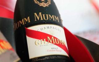 Шампанское Mumm и его особенности