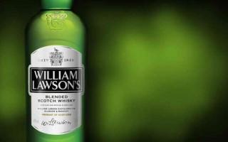Виски William Lawson's (Вильям Лоусонс) и его особенности