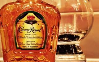 Виски Crown Royal (Кроун Роял) и его особенности