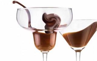 Шоколадное вино и его особенности