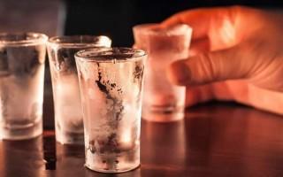 Сколько градусов алкоголя в водке