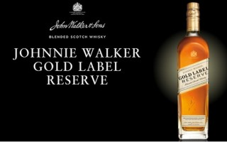 Обзор виски Johnnie Walker Gold Label (Джонни Уокер Голд Лейбл)