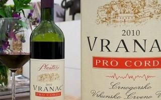 Вино Вранац и его особенности