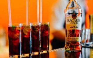 С чем можно пить ром