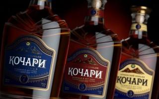 Коньяк Кочари и его особенности