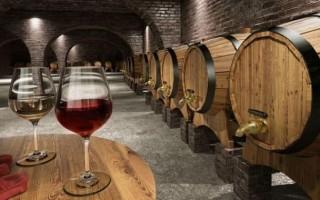 Разливное вино и его особенности