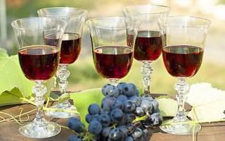 Столовое вино: что это такое