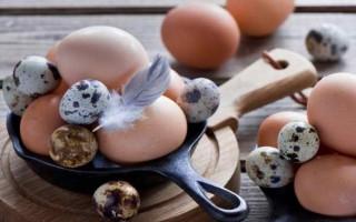 Очистка самогона яичным белком