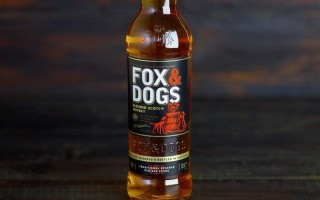 Виски Fox and Dogs (Фокс энд Догс) и его особенности