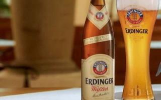 Обзор пива Эрдингер