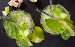 Как приготовить безалкогольный мохито в домашних условиях по пошаговому рецепту