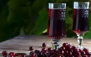Как приготовить вишневое вино в домашних условиях
