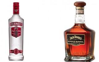 Что лучше, водка или виски, и что вкуснее