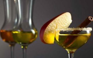 Рецепт приготовления яблочного ликера
