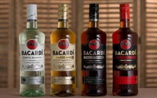 С чем правильно пить ром Бакарди