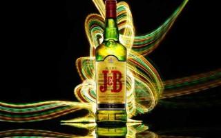 Виски JB (Джей энд Би) и его особенности