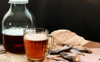 Как приготовить жигулевское пиво в домашних условиях