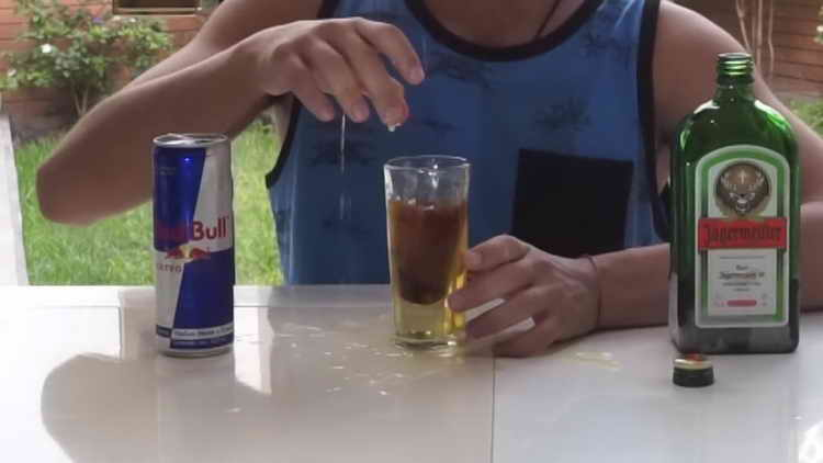 коктейли на основе егермейстера