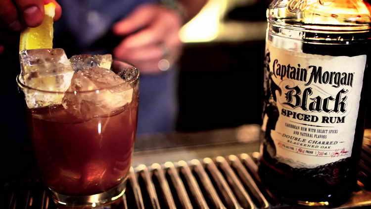 капитан морган ромовый напиток