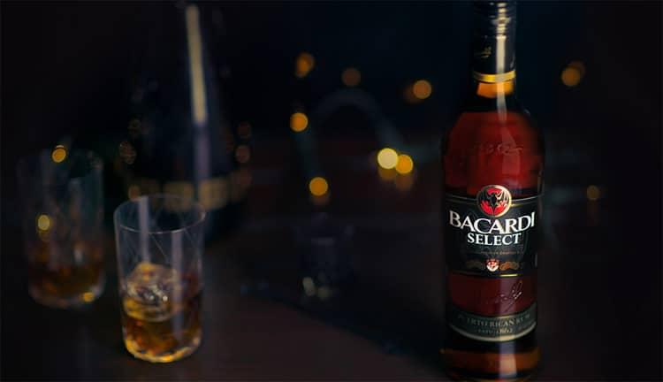 с чем пьют черный бакарди