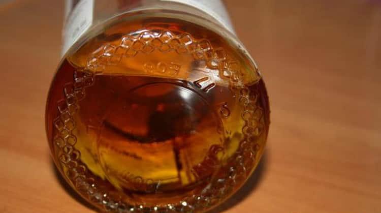 Как выглядит виски дьюарс 18 лет