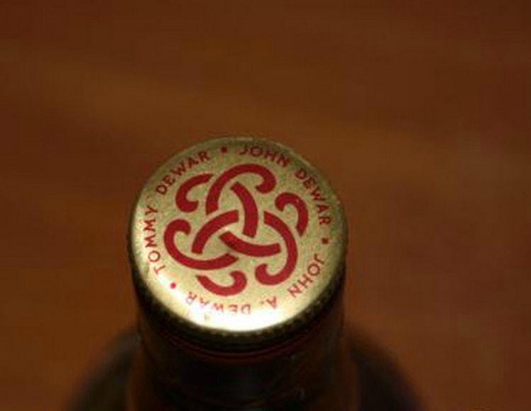 Что такое виски dewars signature