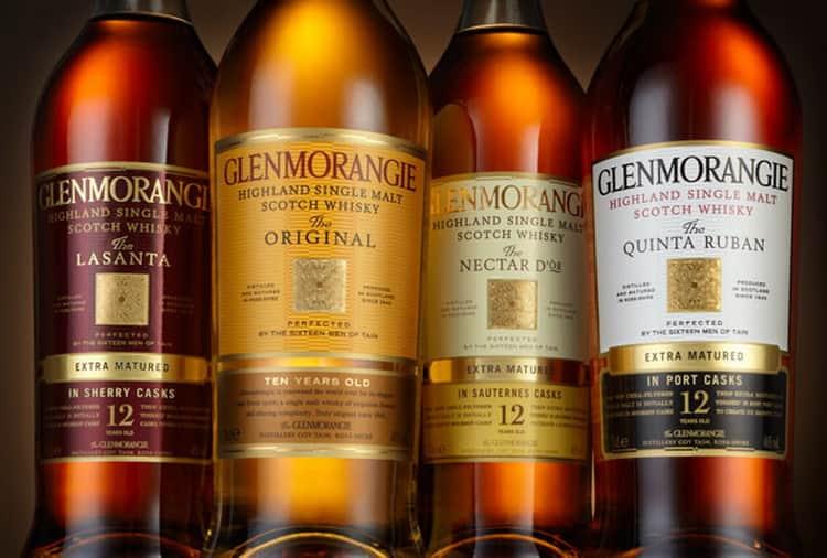 С чем пить виски glenmorangie