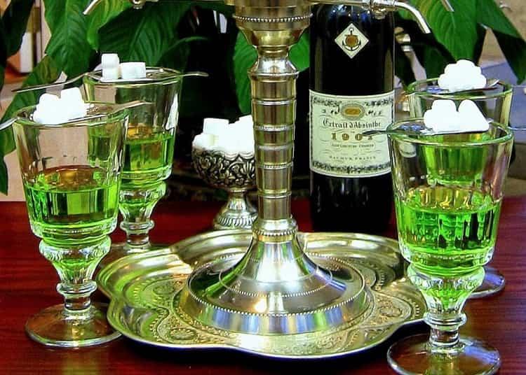 Простой рецепт приготовления абсента в домашних условиях