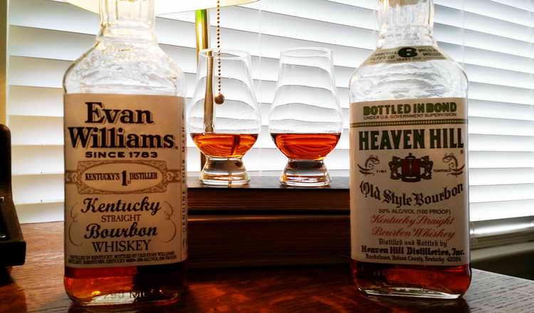 Evan Williams Heaven Hill