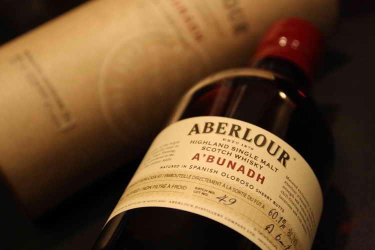 Aberlour A'Bunadh OF
