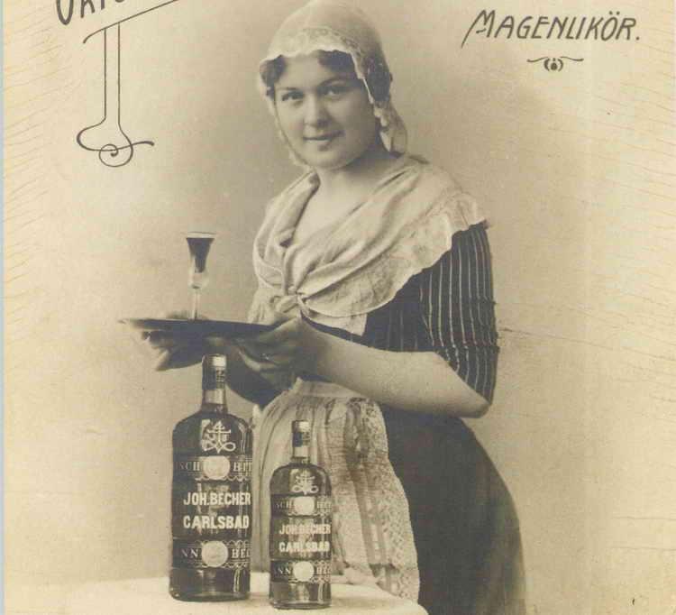 бехеровка алкоголь
