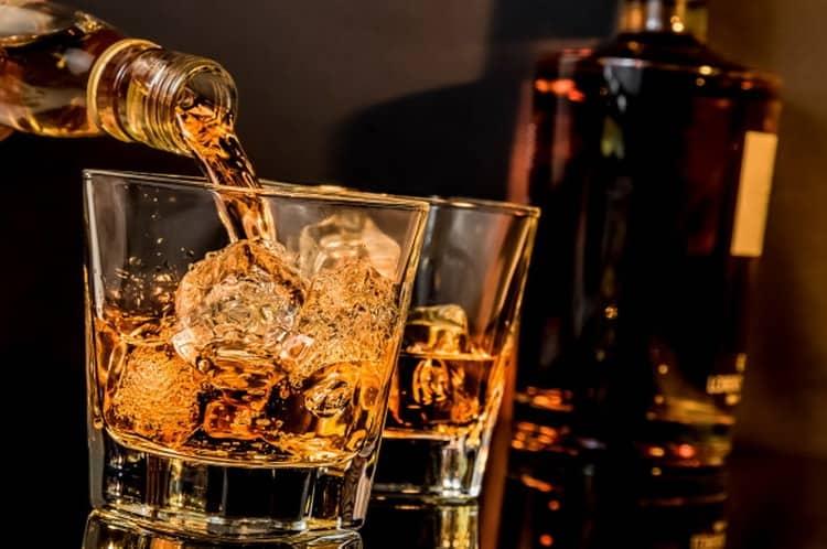 Что такое dewars виски