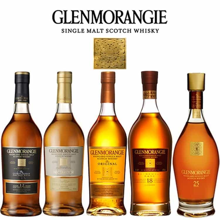 с чем пить гленморанджи виски