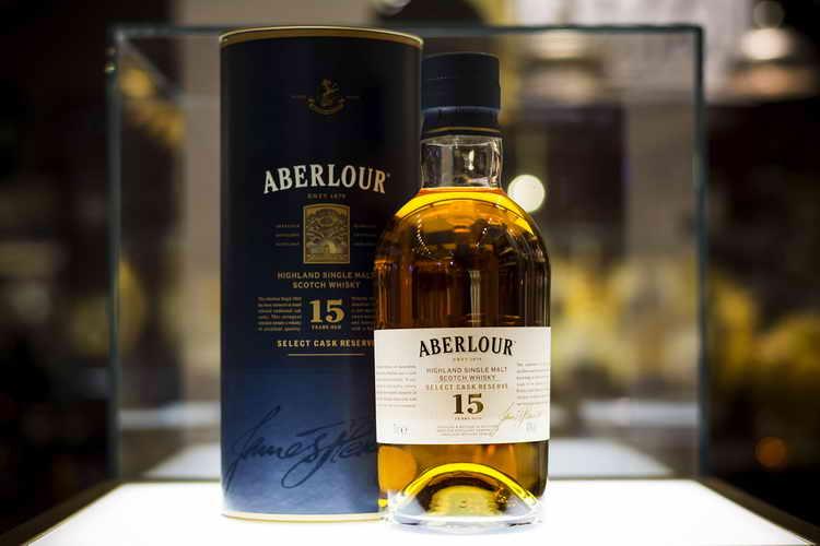 виски aberlour 12