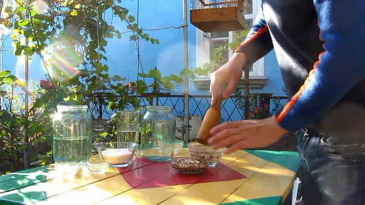 Готовим ликер амаретто по простому рецепту в домашних условиях