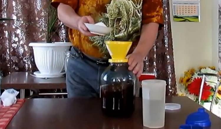 Как приготовить бехеровку по рецепту в домашних тусловиях