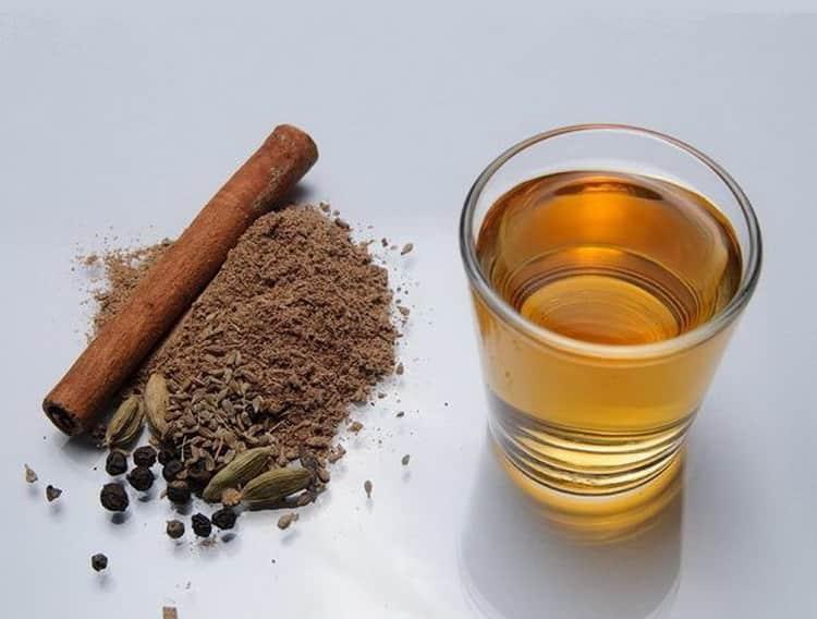 Настойка бехеровка: рецепт приготовления